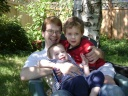 John, Sam, and Max Leonard